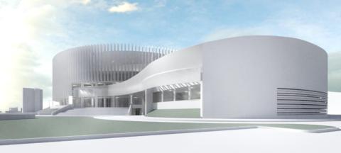 Sala Multifuncțională – Arena Polivalentă